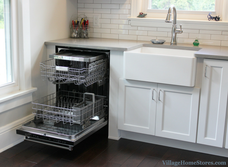 KitchenAid #dishwasher With Third Rack. | VillageHomeStores.com