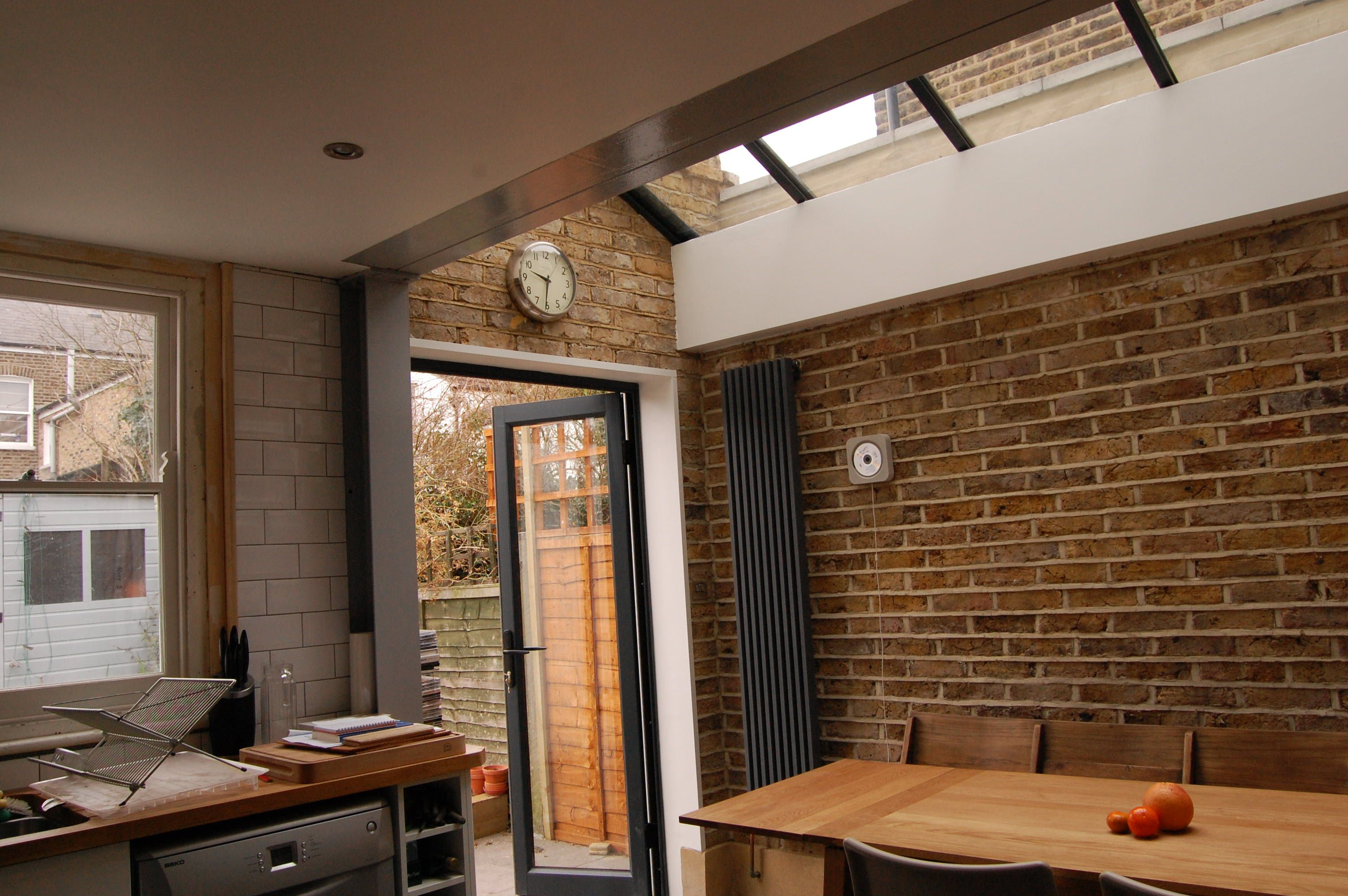 Green Tea Architects Side Return Extension Brockley