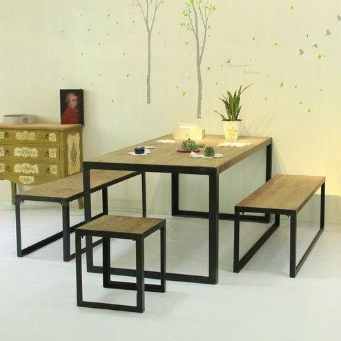 wrought iron indoor furniture. American-Bar-do-the-old-wrought-iron-table- Wrought Iron Indoor Furniture