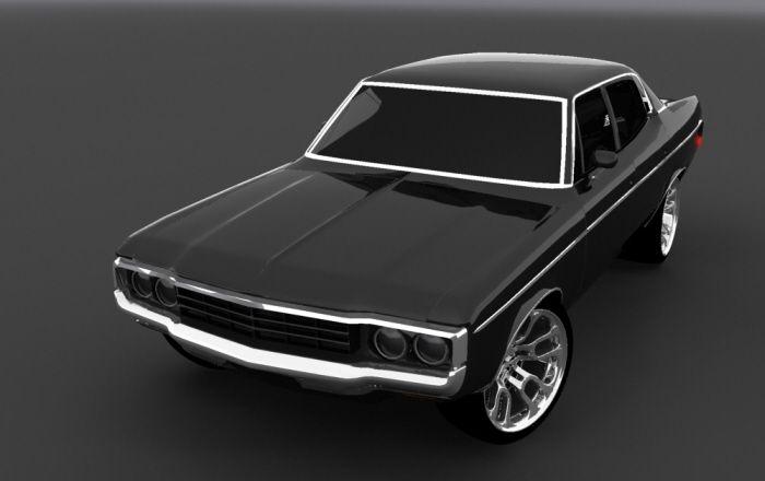 Hm Contessa Classic Car
