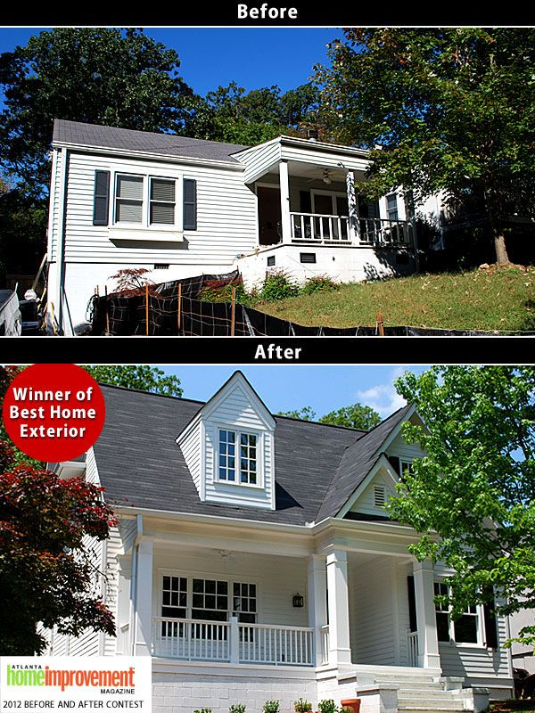Atlanta Renovations Before After Photos With Images: Before And After Photo Collages Of Home Renovation Projects We Have Completed In Atlanta