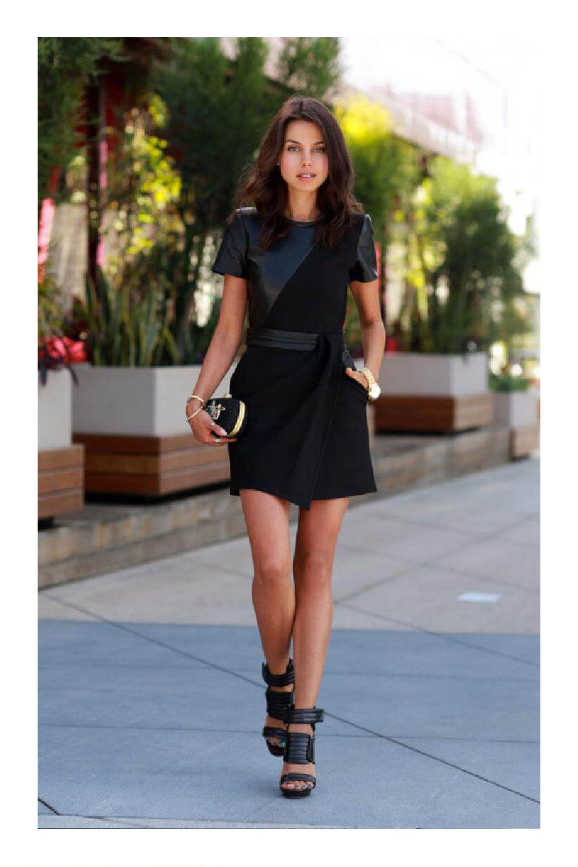 b9c3cafc8e Lo que debes saber antes de comprar y usar vestidos  TiZKKAmoda  vestido   negro