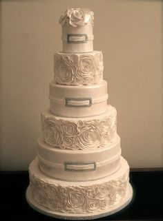 wedding cake 6 tier - Google Search | Wedding Ideas | Pinterest ...