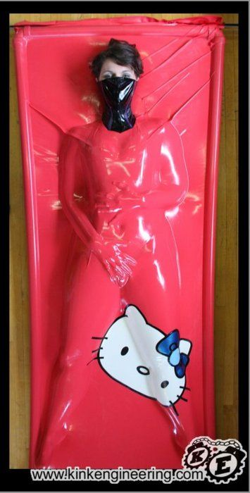 Hello Kitty vac bed, for all your kinky desires | Hello ...