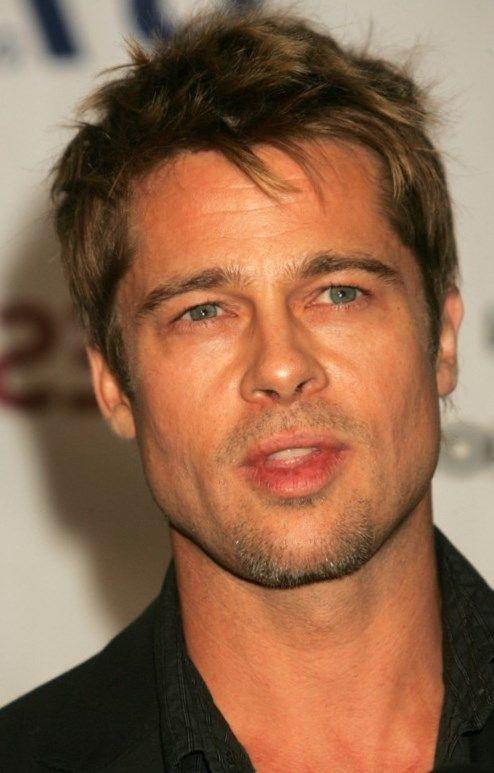 Brad Pitt Frisur Http Elegante Frisuren Info 330 Html Frisurentrends Frisurentrends2017 Frisuren Trendig Manner Kurze Haare Haarschnitt Manner Brad Pitt