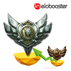 Bronze Rank to Silver Rank Elo Boosting of LoL DIVISION
