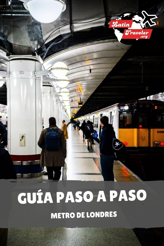 Como Usar El Metro De Londres En 2020 Metro Londres Viajes A Londres Londres