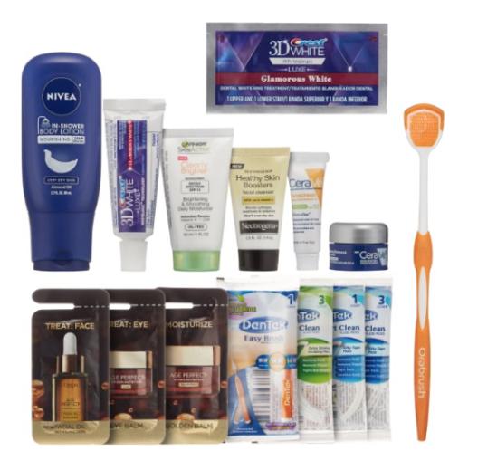 Amazon Free Women S Beauty Sample Box 14 99 Value And Men S Grooming Sample Box 19 99 Value After Credit Skin Care Free Beauty Samples Beauty