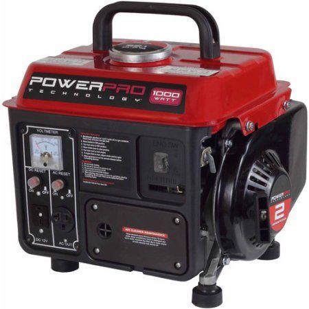 PowerPro 2-Stroke Generator, 1000W - Walmart com $104 86 | Want or