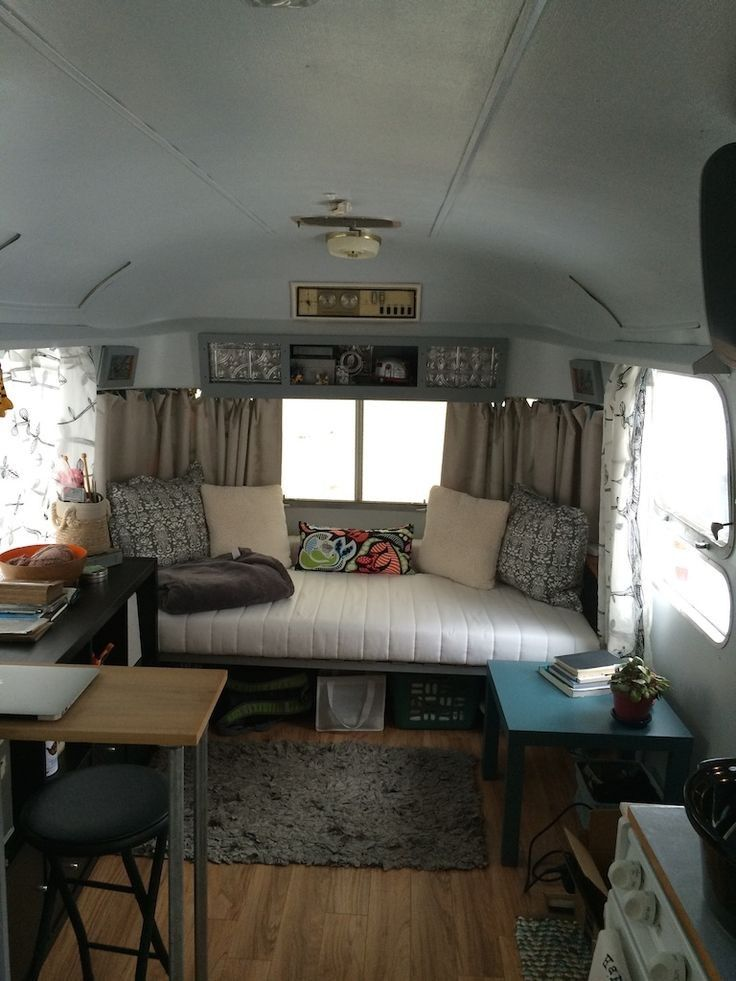20 Vintage Camper Interior Ideas for Pop Up Camper Vintage camper