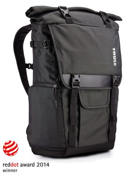 c83817fe28 Covert DSLR Rolltop Backpack | Softgoods | Camera backpack, Thule ...