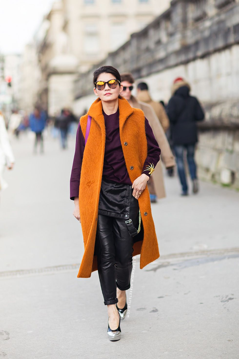 Unexpected Color Combinations to Wear   StyleCaster