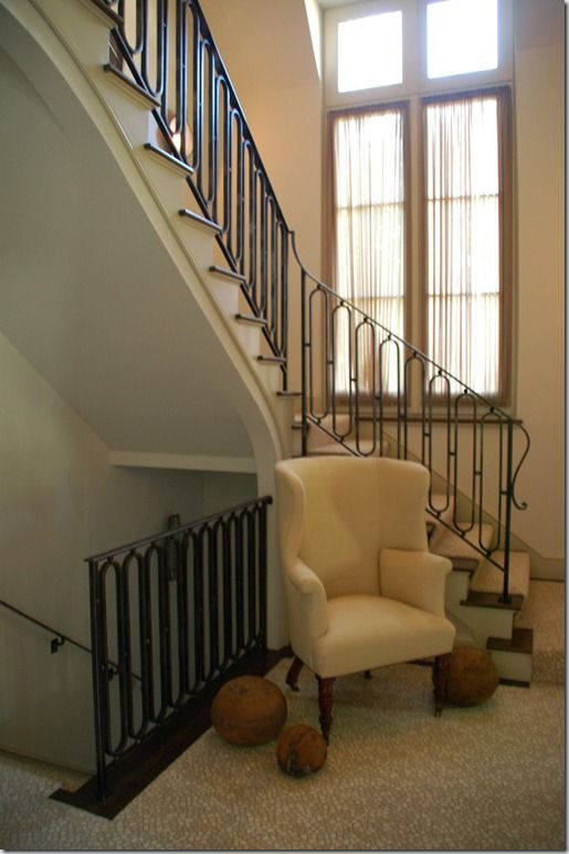 Another Beautiful Iron Stair Railing Posted By   Glass Bannisters Near Me