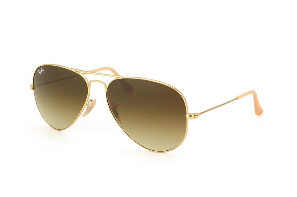 Lunettes de soleil Ray-Ban RB3025 112/85 Aviator Large Metal Taille 55
