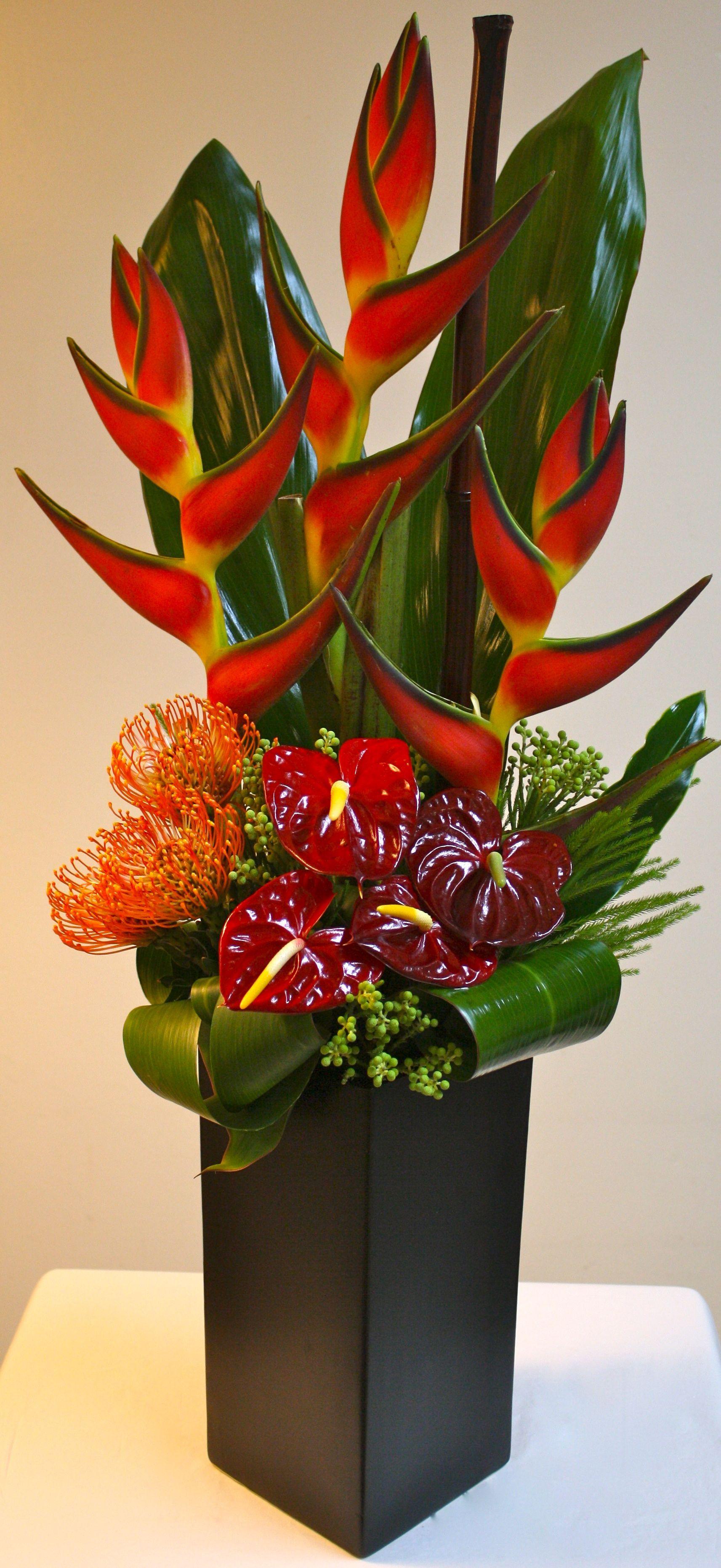 Antoryum Anturium Tropical Floral