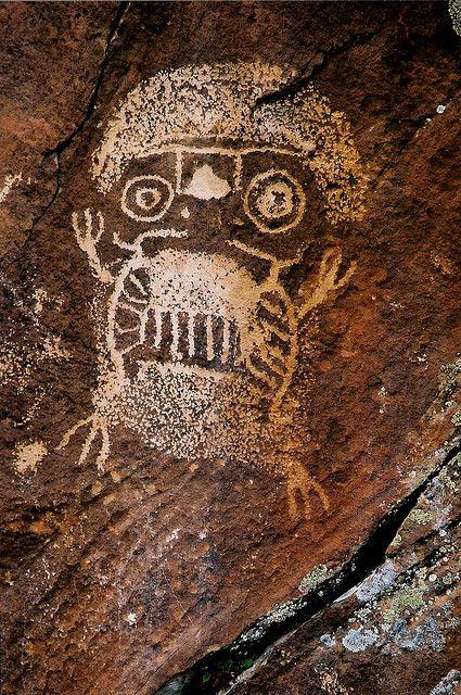 Rock Art - Dinwoody Site, Wyoming | by WY Man