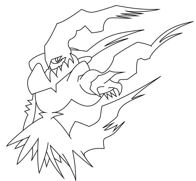 darkrai pokemon coloring pages  monaicyn kitchen ideas