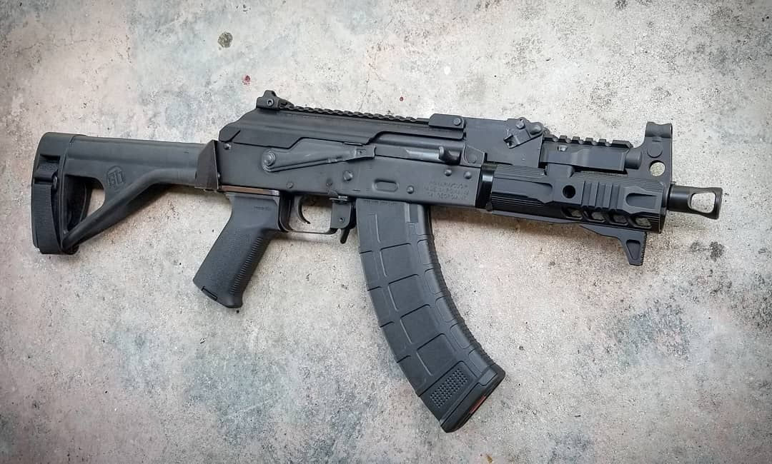 Pin on AK and related