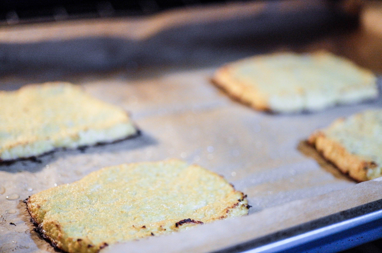 Cauliflower Bread Healthy Bread Alternatives Bread Alternatives