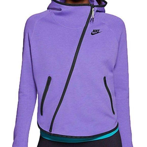 Nike women's polyester jacket