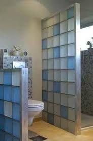Bildergebnis f r duschwand glasbaustein - Duschwand aus glasbausteinen ...