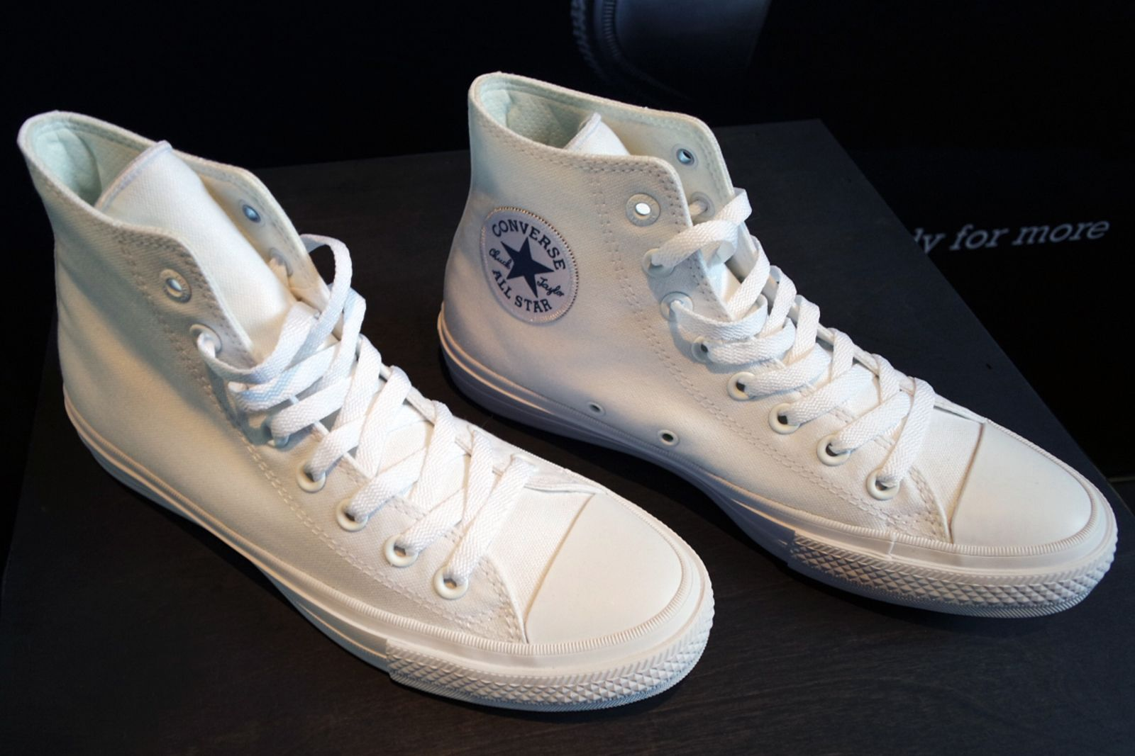 Converse Chuck Taylor All Star Hi Men's Low-Top Sneakers