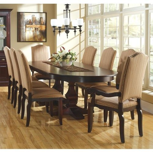 Canadel Custom Dining Customizable Oval Table With Leaves Best Dining Room Tables With Leaves Inspiration
