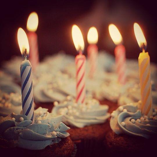 Happy #Birthday, mytest-Teammitglied Marcel!! #geburtstag #cupcakes #kerzen #heutekannesregnenstürmenoderschneien #makeawish