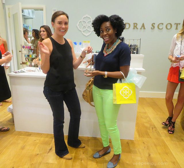 Mingling with Kendra Scott & RewardStyle in Dallas