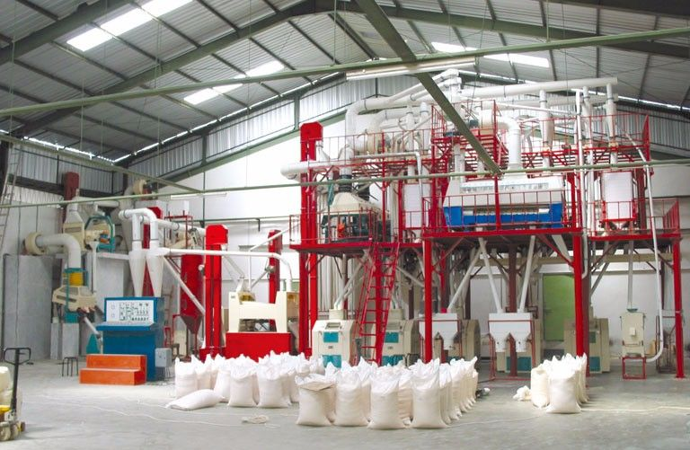 Image result for flour production