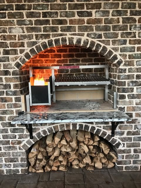 Parrilla Grill Inserts Asado Fireplace Inserts Fireplace Inserts Outdoor Cooking Spaces Fireplace