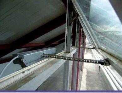 Motorized Openers For Windows Skylights Vents Windows Skylight Ventilation