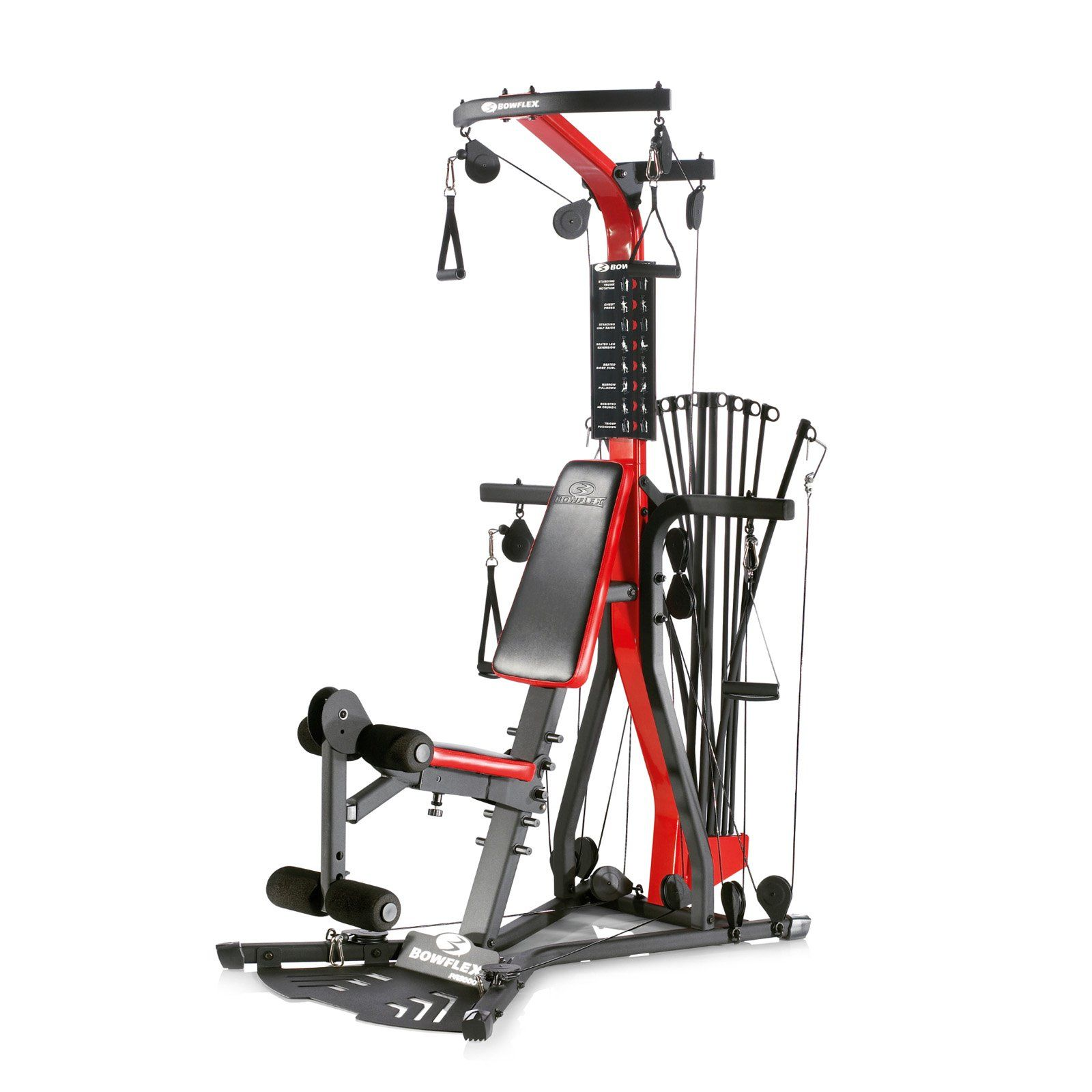 Bowflex at home gym bowflex home gym equipment