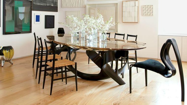 Muebles de comedor modernos - Las tendencias para el 2018 - | Pinterest