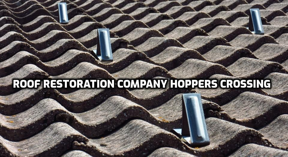 Roof Restoration Hoppers Crossing Roof Makeover Specialist Roof Restoration Roof Colorbond Roof