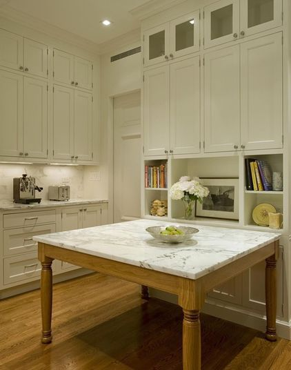 contemporary kitchen by Ethelind Coblin Architect P.C