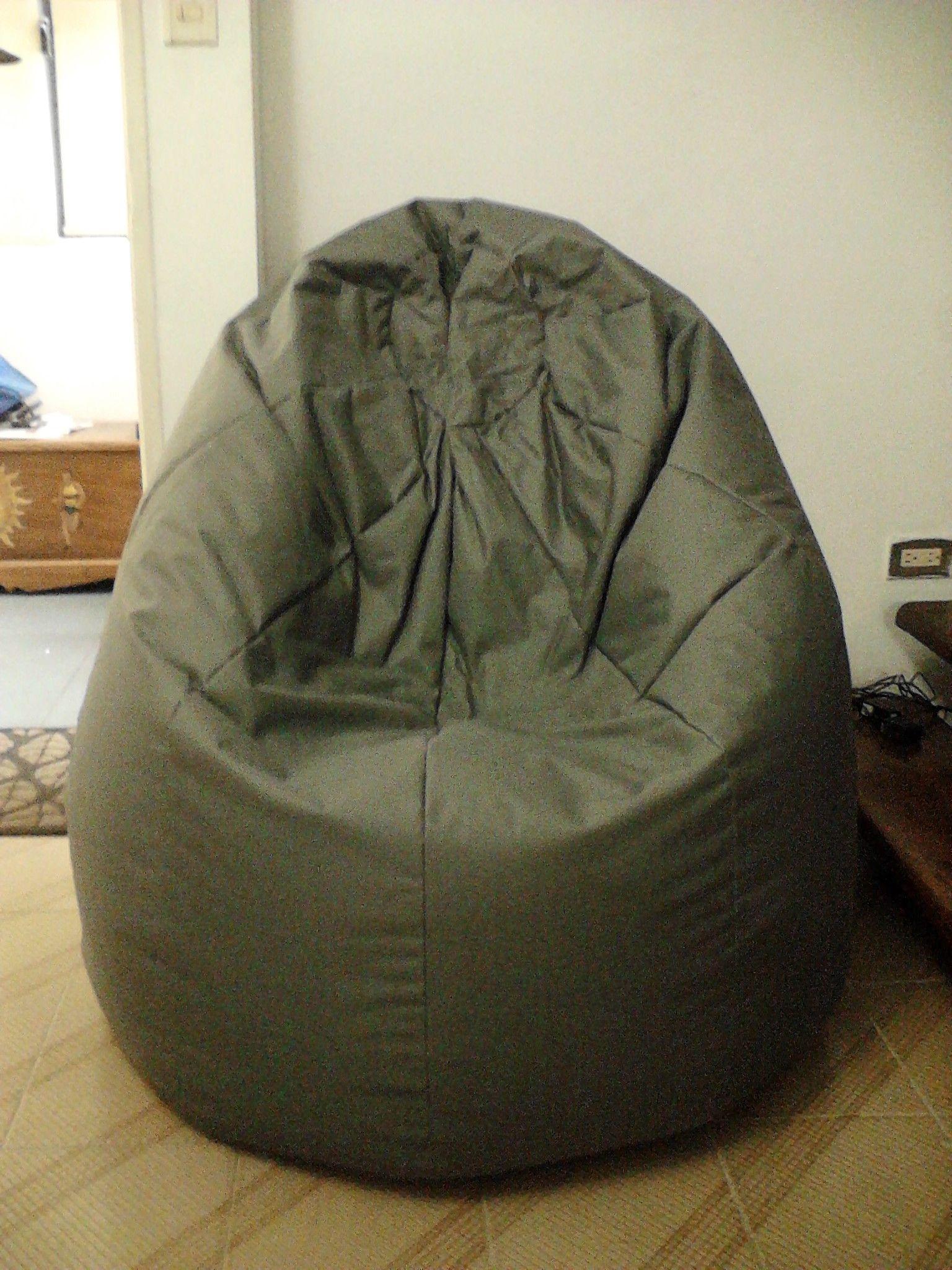 Charmant Puff Tipo Pera/ Beanbag Chair 5.5 Kg