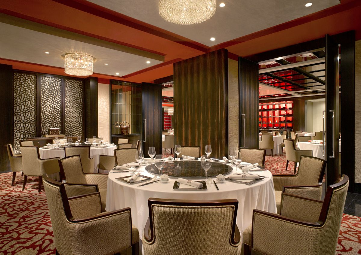 Private Dining Room Shui Xian Yi Zen Dining Room Small