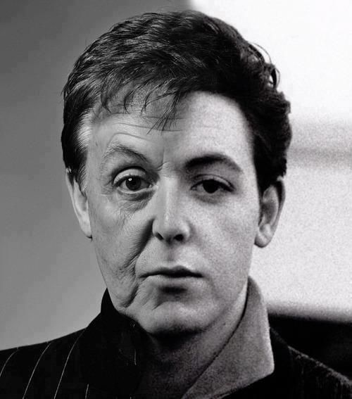 This Really Fucked With My Head For A Minute Paul McCartney Now And Then