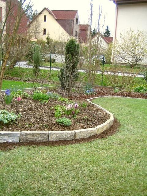 Was Habt Ihr So Fur Beeteinfassungen Vorteile Nachteile Seite 2 Gartengestaltung Mein Schoner Garten Online Garten Gartengestaltung Beeteinfassung