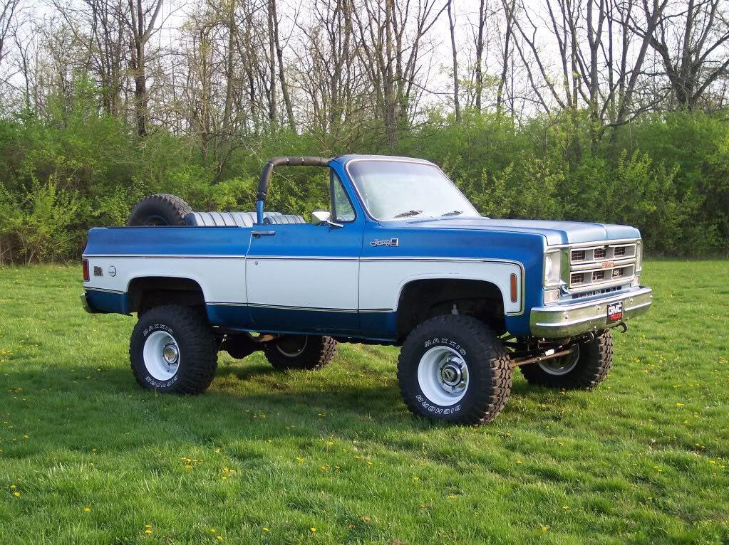 75 Blazer Classic Chevy Trucks Chevy Blazer K5 Chevrolet Blazer