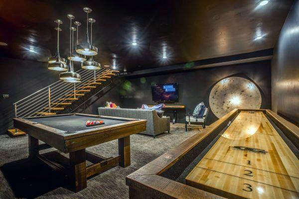 smart basement bar ideas making your cellar pub sparkle on smart man cave basement ideas id=20040