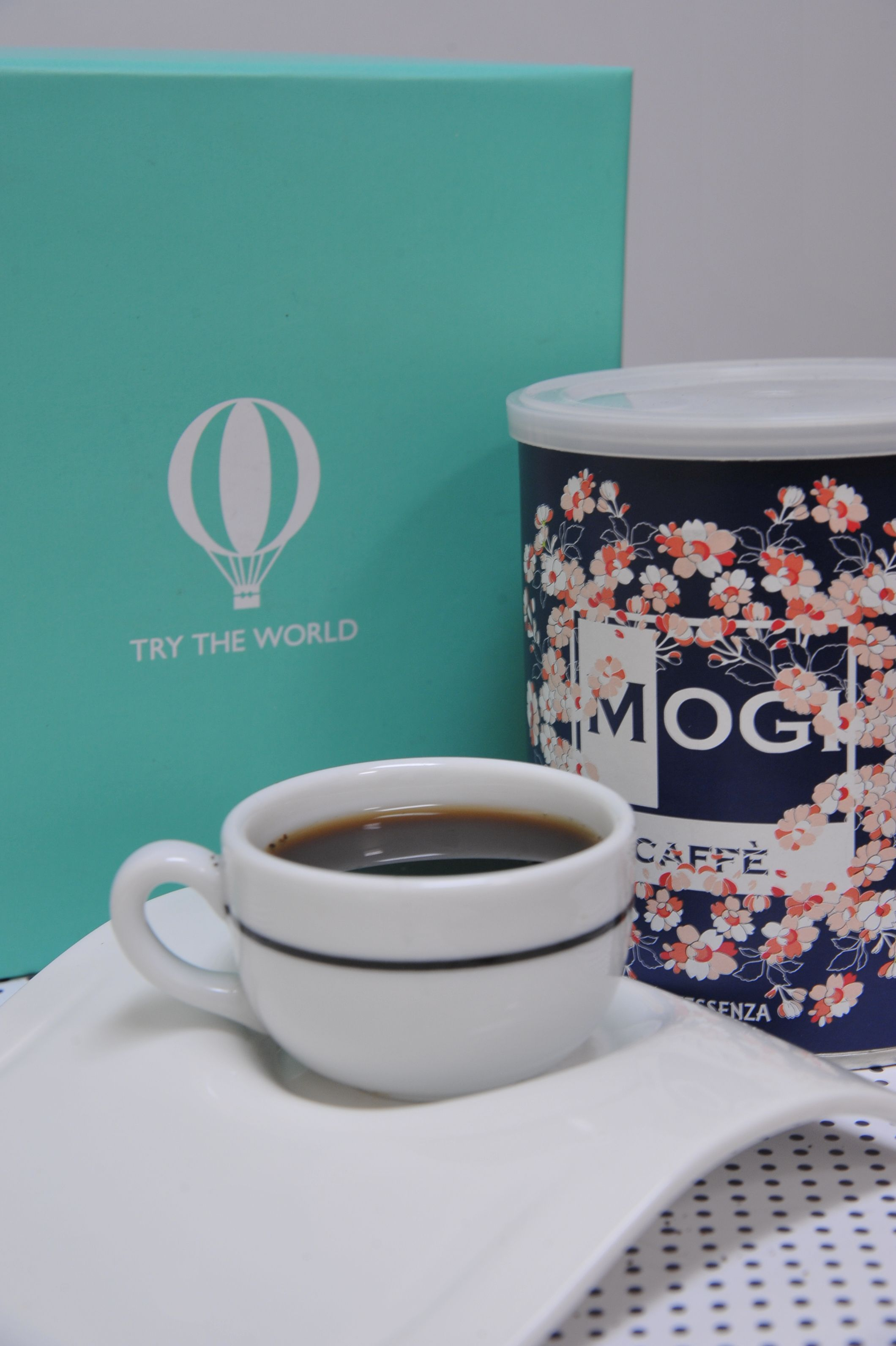 Tayst Coffee {Subscription Box Review} Coffee