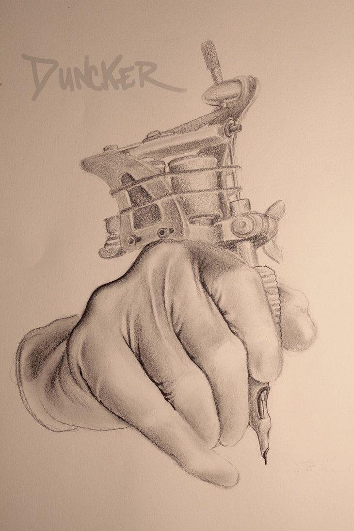 Tattoo Artist By Xarcwelderx On Deviantart Historia Del Tatuaje