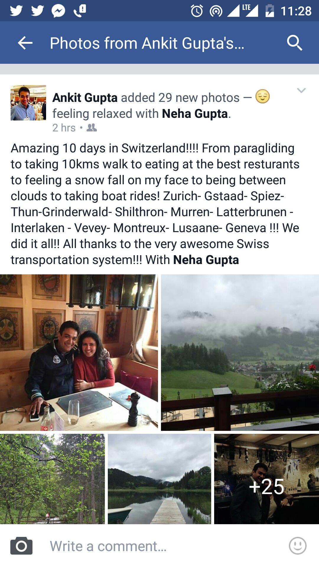Switzerland in 10 days