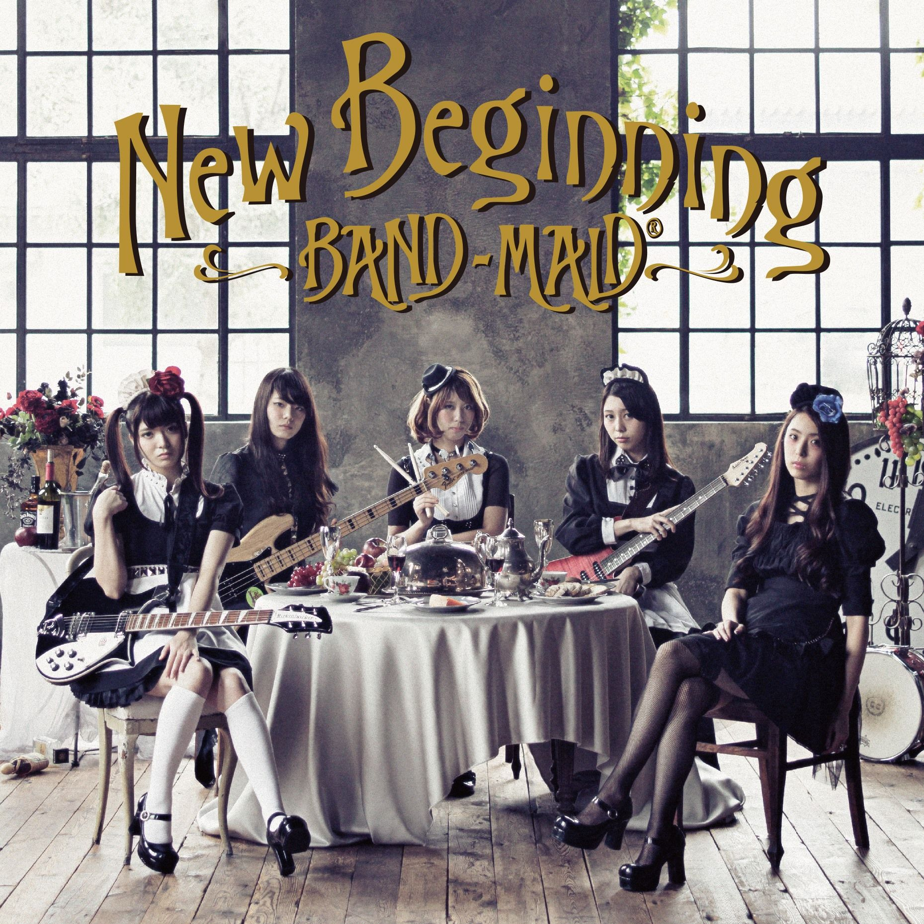 Band maid new beginning 2015 streaming on accuradio