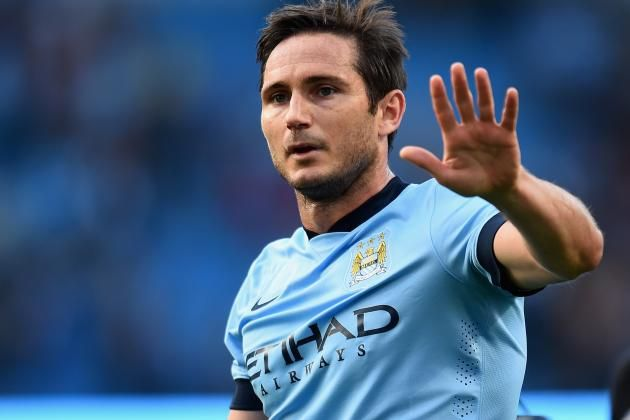 (simple past) Manchester City 1 Chelsea 1:['I Didn't] Expect to Score,' Says Frank Lampard.