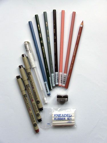 pencil face drawing starter kit this is a great way to get started