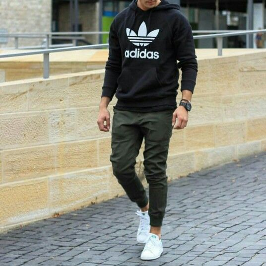 0c3e02f6 Adidas+joggers+some white shoe | For Decorating My Body | Fashion ...