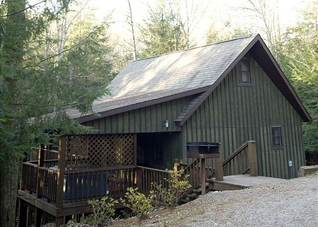 Man Cave Rentals : Cabin rentals hocking hills old man's cave chalets cabins to